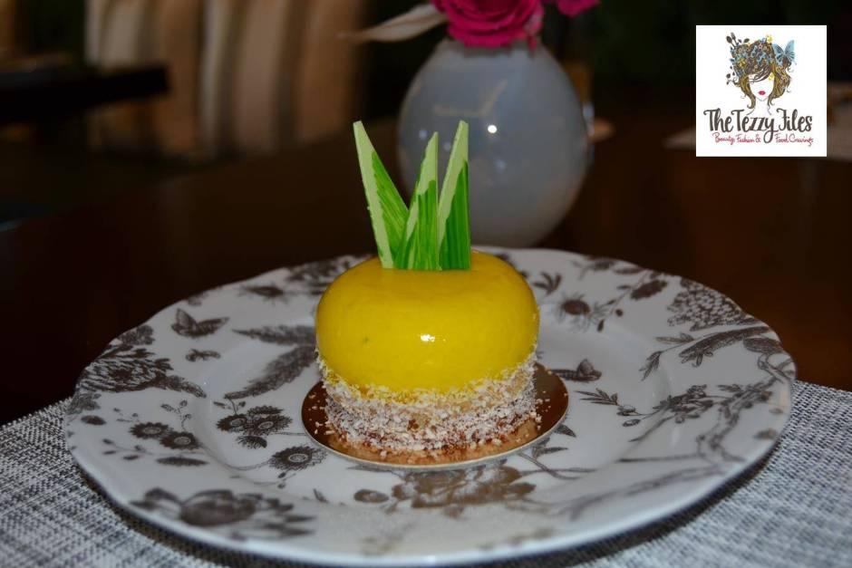 Brasserie Quartier St Regis Dubai business lunch review French fine dining (4)
