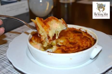 Brasserie Quartier St Regis Dubai business lunch review French fine dining (9)
