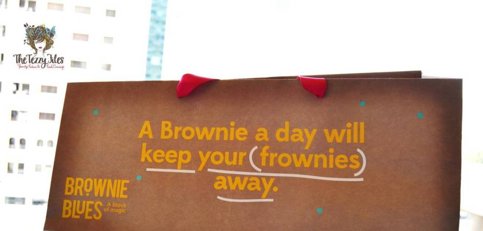 brownie blues frownies away