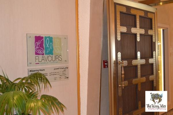 Flavours restaurant Hilton Al Ain review The Tezzy Files travel lifestyle food blogger UAE Dubai Sharjah Al Ain Abu Dhabi (37)