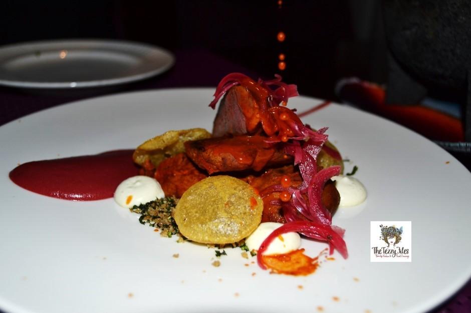 fuego contemporary mexicn restaurant souk al bahar dubai uae food blog review frida kalho guacamole recipe fine dining food blogger (18)