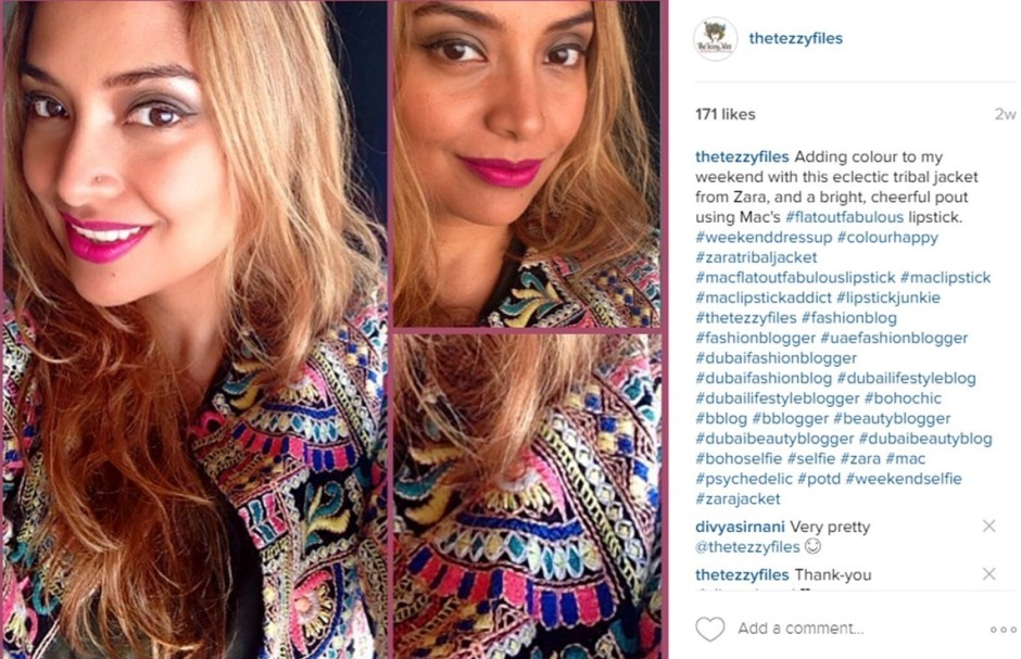 MAC Flat Out Fabulous Review by The Tezzy Files Dubai Beauty and Lifestyle Blogger (3)