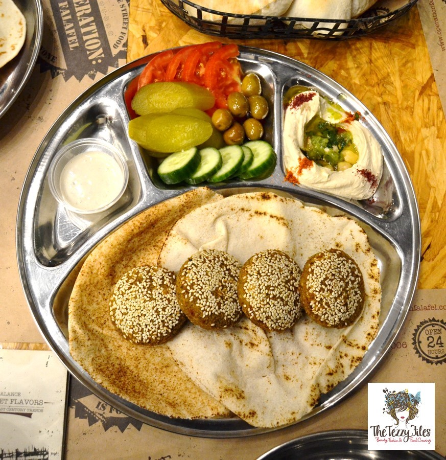 Operation Falafel review The Beach JBR Dubai food blogger the tezzy files (6)