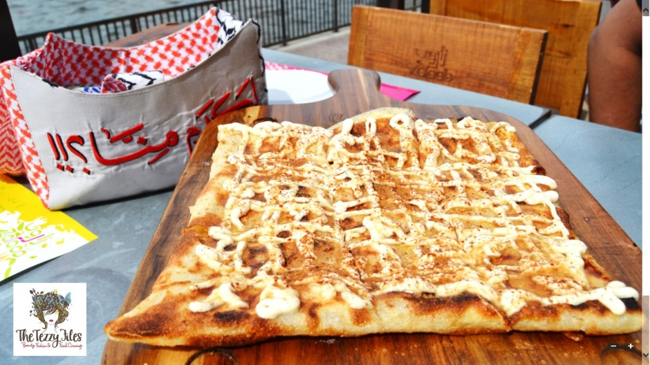 Zaroob Levant Street Food review by The Tezzy Files UAE food and lifestyle blogger al majaz sharjah (9)