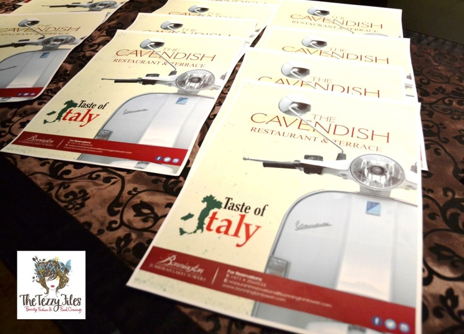 Cavendish Dubai Italian Menu review The Tezzy Files Dubai food and lifestyle blogger blog (13)