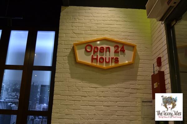 Restaurants Near Me Open Late