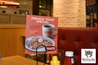 Denny's American diner 24 hours open in Dubai Al Ghurair Center reviewed by The Tezzy Files Dubai food and lifestyle blog UAE (18)