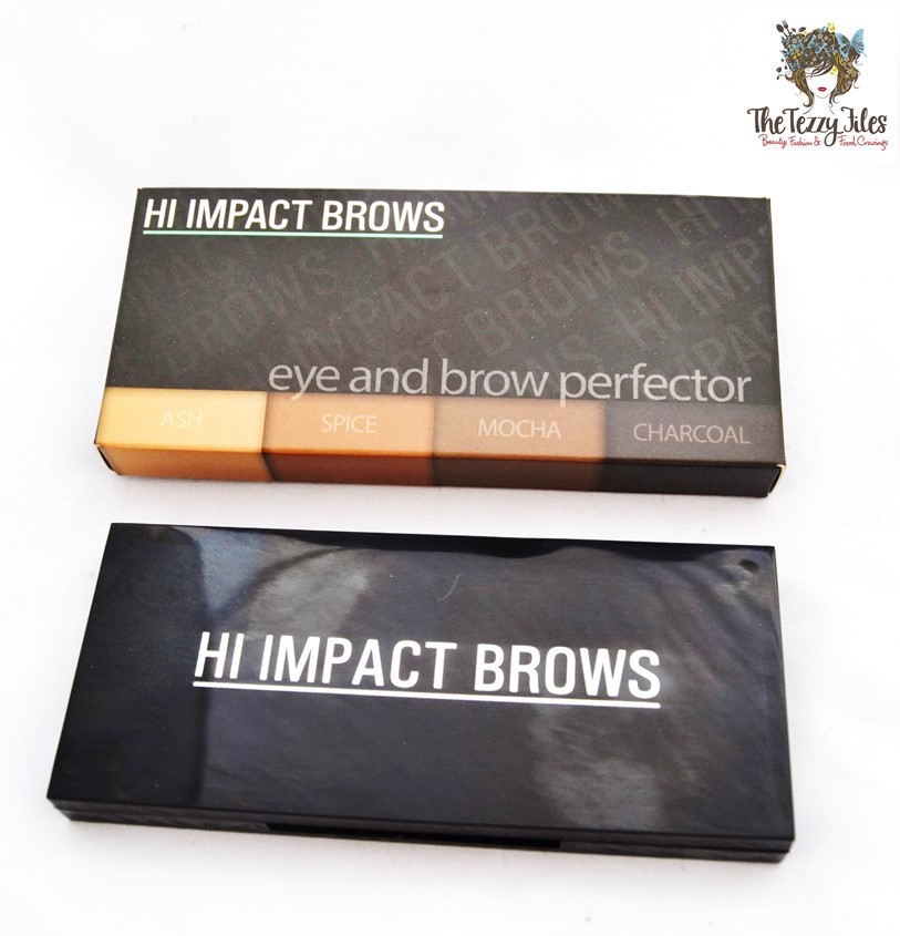 High Impact Brows eye and brow perfector palette review by the tezzy files dubai beauty and lifestyle blogger (1)