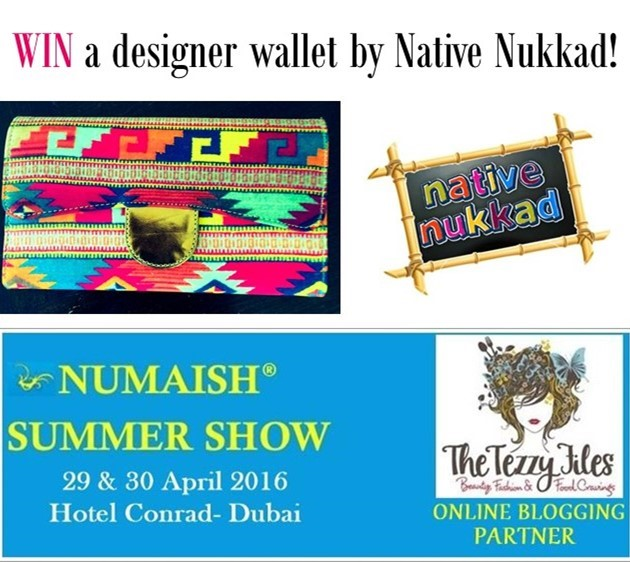 native nukkad win a wallet competition uae dubai