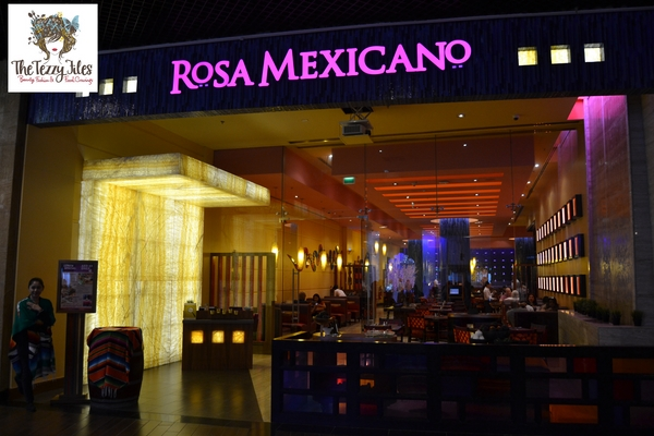 rosa mexicano dubai mall review mexican food on the tezzy files food and lifestyle blog uae (4)