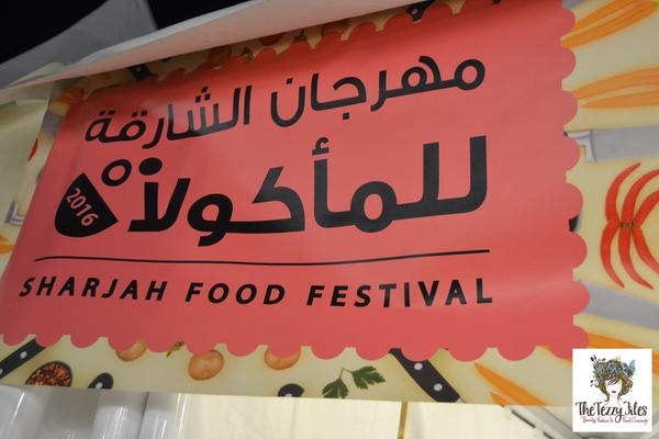 Sharjah Food Festival 2016 SFF16 Al Majaz Waterfront (8)