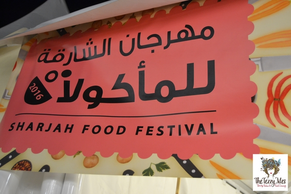 Sharjah Food Festival 2016 SFF16 Al Majaz Waterfront (8)