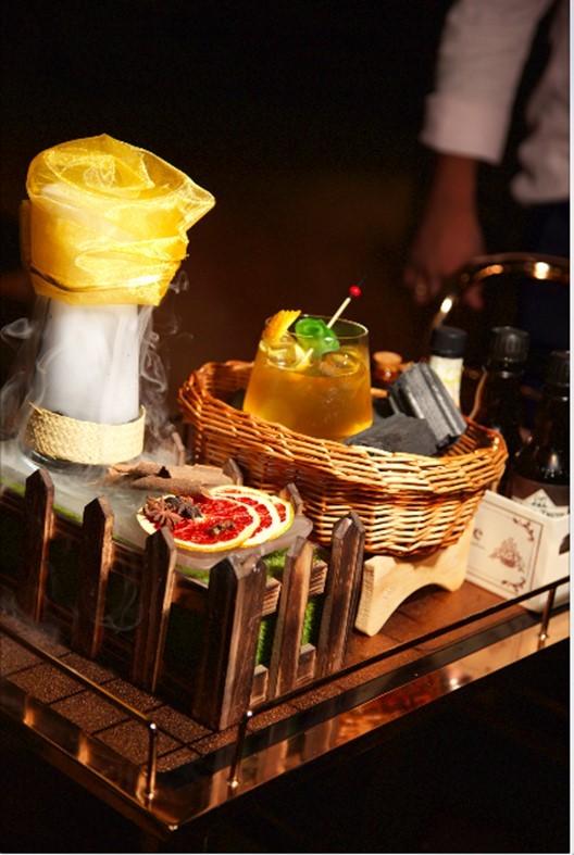 Sherine John Tresind br manager mixologist cocktails molecular gastronomy dubai UAE indian fine dining (2)