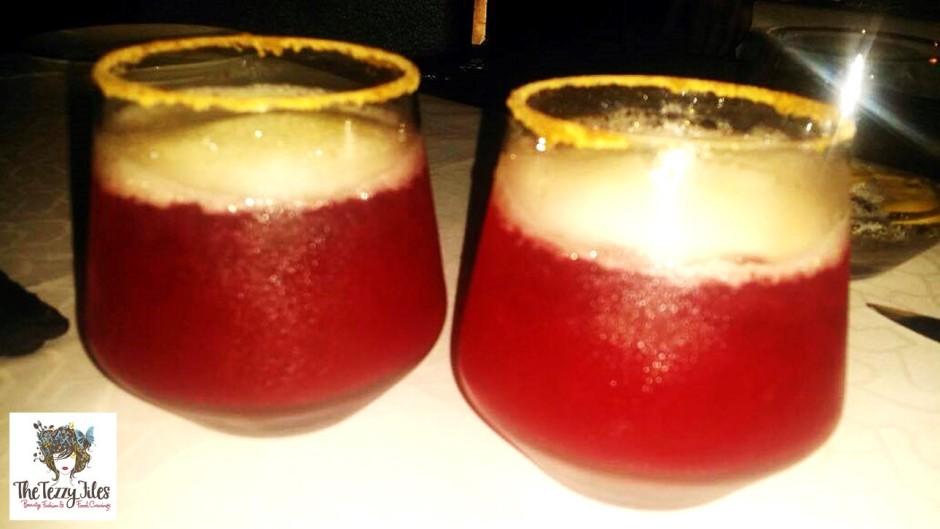 tresind Indian Summer Cocktail