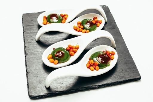 tresind paani puri molecular gastronomy