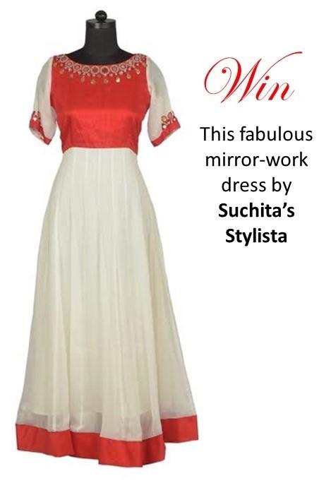 win a suchita's stylista dress