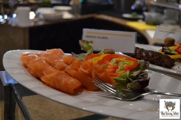 Yalumba Brunch bubbly brunch review by the tezzy files Dubai food blogger Le Meridien Airport Road Garhoud Australian restaurant (12)