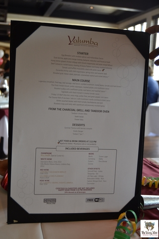 Yalumba Brunch bubbly brunch review by the tezzy files Dubai food blogger Le Meridien Airport Road Garhoud Australian restaurant (3)