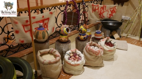 Antique Bazaar 4 points by Sheraton Bur Dubai review of the Punjabi food festival by The Tezzy Files UAE food and lifestyle blogger (33)