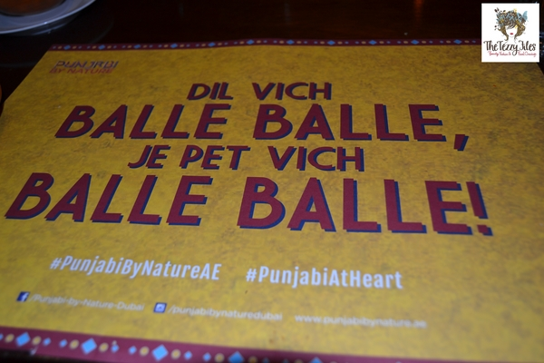Punjabi by Nature review by The Tezzy Files Dubai Food Blogger (11)
