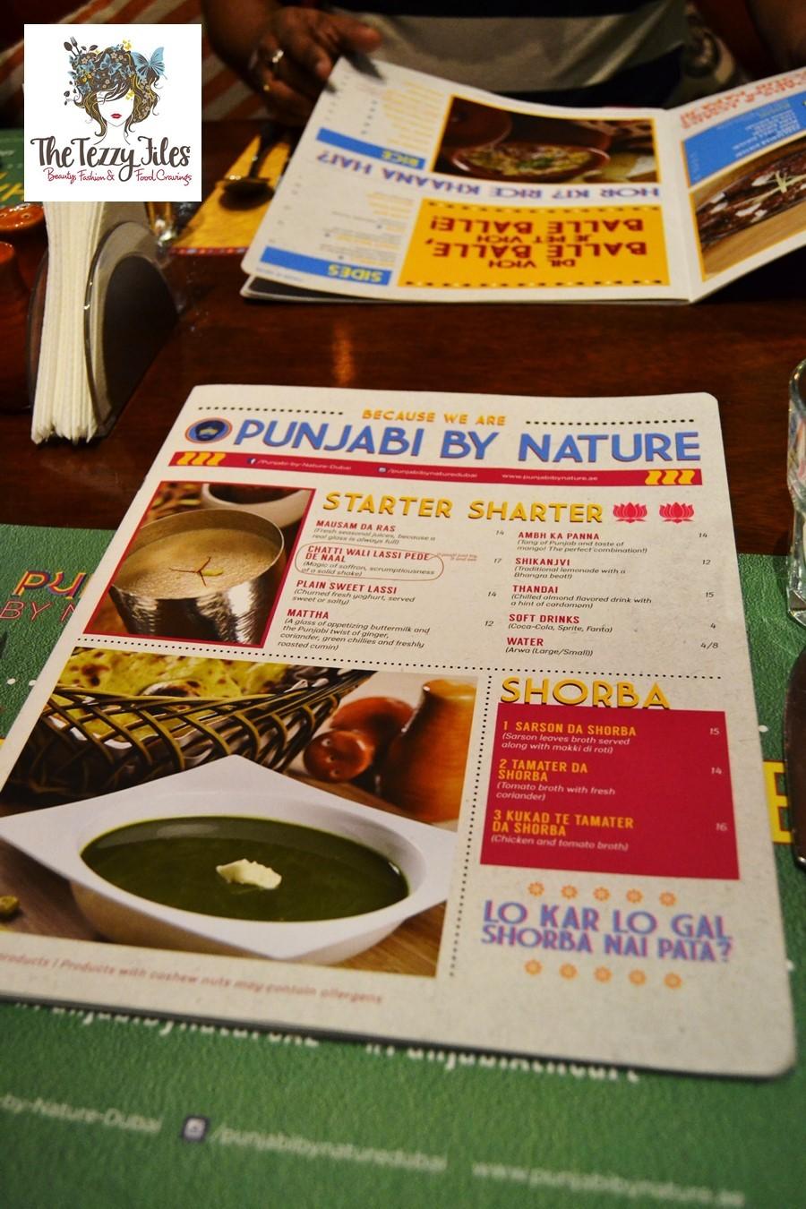Punjabi By Nature Dubai Review