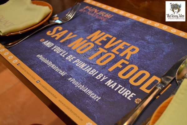 Punjabi by Nature review by The Tezzy Files Dubai Food Blogger (3)