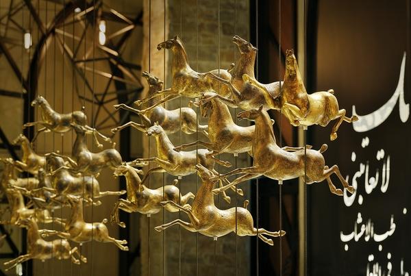 Siraj - Golden Horses
