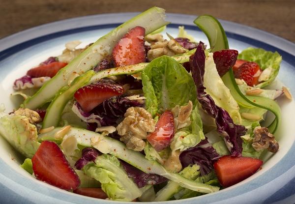 Siraj's Signature Halawa Salad