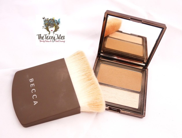 Becca highlight lowlight perfecting powder pressed review