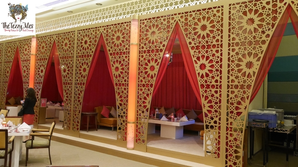 Jumeirah Beach Hotel Majlis Al Safinah Ballroom Iftar review by The Tezzy Files Dubai food and lifestyle blog (6)