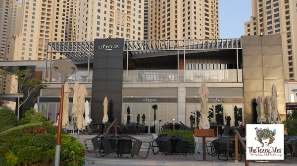 Leopold's of London review by The Tezzy Files Dubai Food and Lifestyle blogger UAE The Beach JBR Coffee Tea Library  (1)