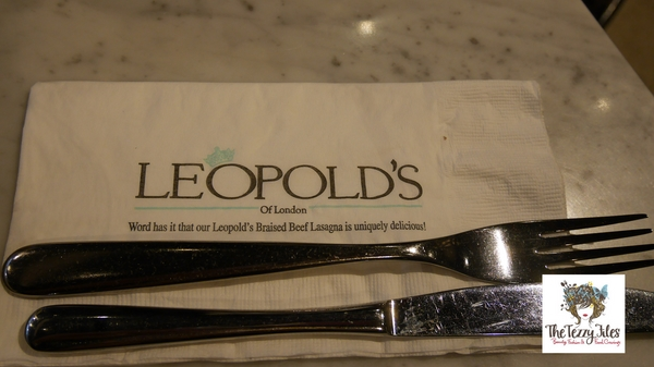 Leopold's of London review by The Tezzy Files Dubai Food and Lifestyle blogger UAE The Beach JBR Coffee Tea Library  (18)