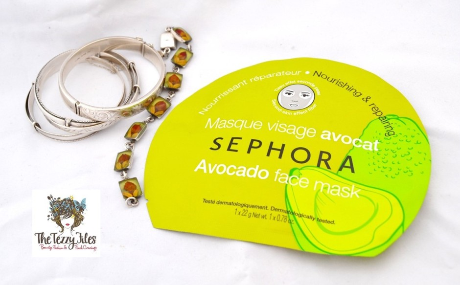 Sephora Avocado Mask Review by The Tezzy Files Dubai Beauty Blogger UAE Sephora Skincare Summer 2016 Dubai Lifestyle Blogger.jpg