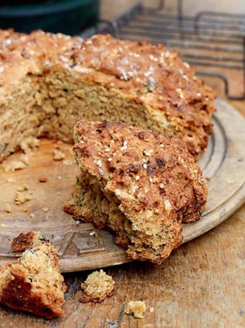 soda bread by Chef Carolyn Robb