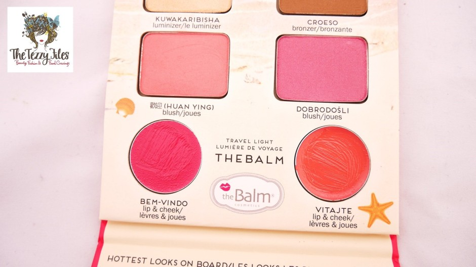 The Balm Voyage palatte makeup for travel review by The Tezzy Files Dubai Beauty Makeup Blog Blogger UAE (3)