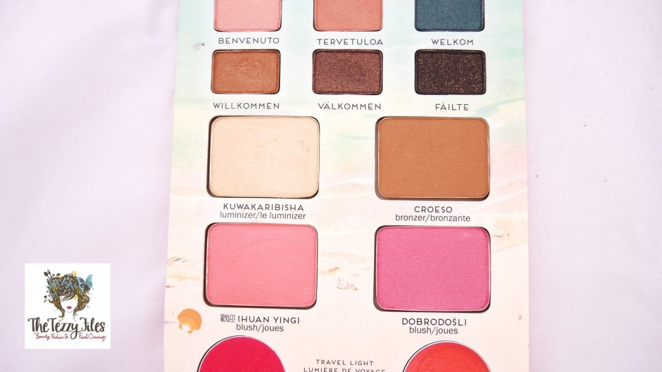 The Balm Voyage palatte makeup for travel review by The Tezzy Files Dubai Beauty Makeup Blog Blogger UAE (4)