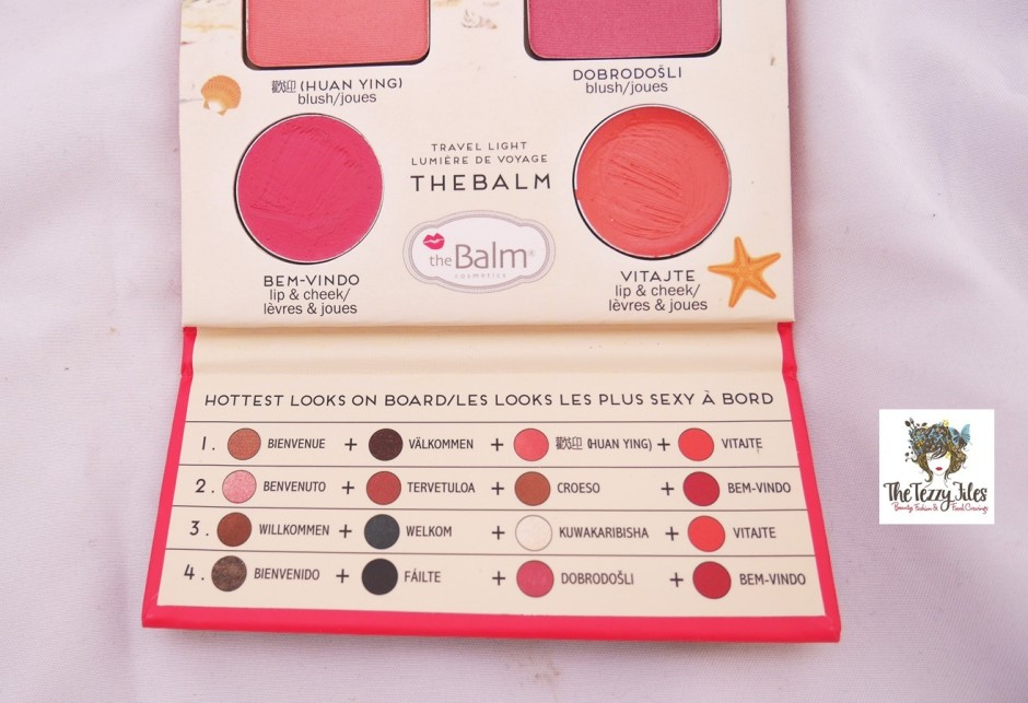 The Balm Voyage palatte makeup for travel review by The Tezzy Files Dubai Beauty Makeup Blog Blogger UAE (6)