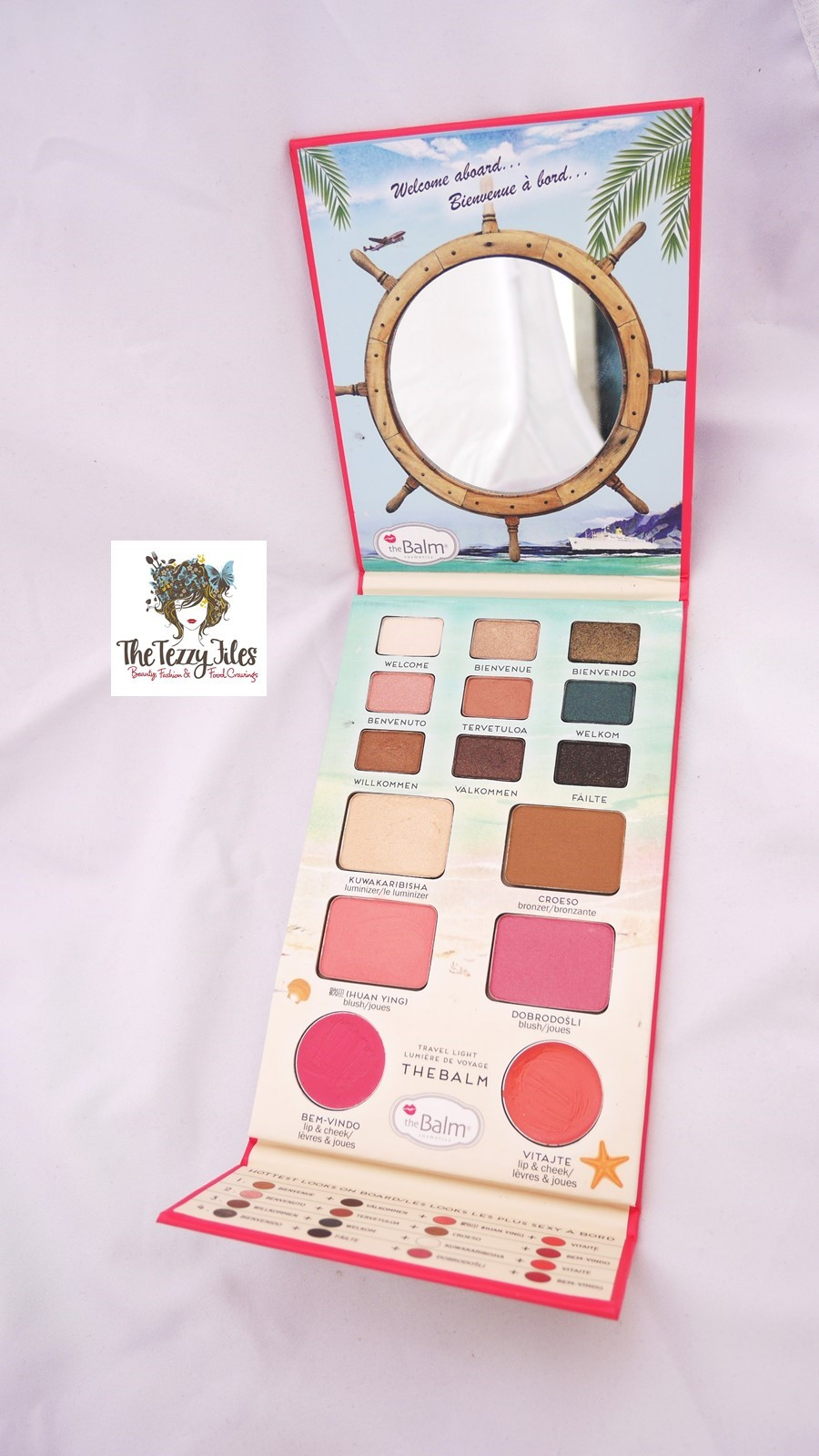 The Balm Voyage palatte makeup for travel review by The Tezzy Files Dubai Beauty Makeup Blog Blogger UAE (7)