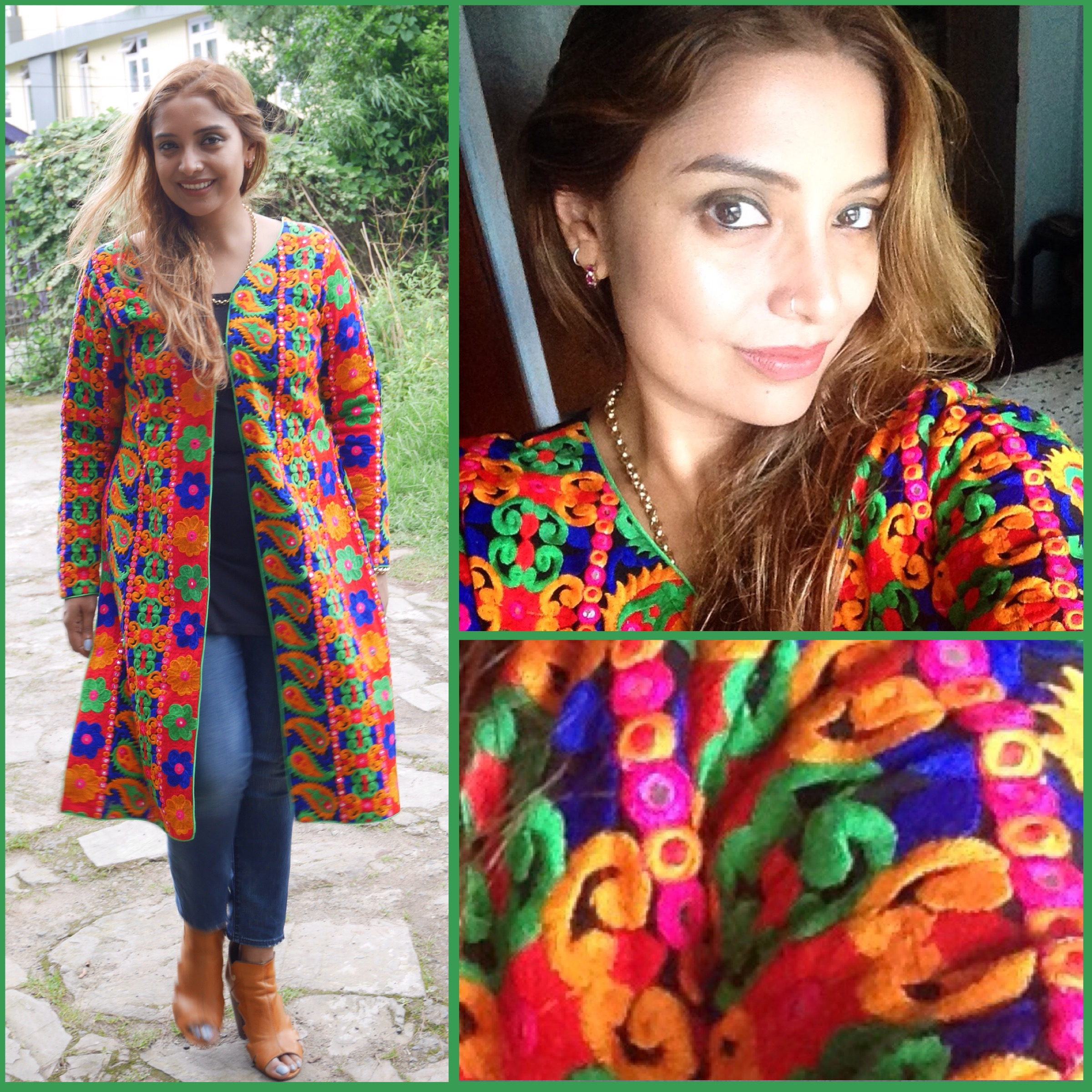 #ootd The Rajasthani Jacket U2013 The Tezzy Files