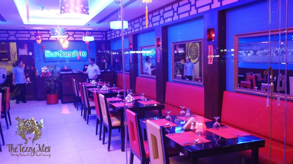Blue Sapphire Indo Chinese restaurant JLT Dubai review by The Tezzy Files UAE Food Blogger (12)