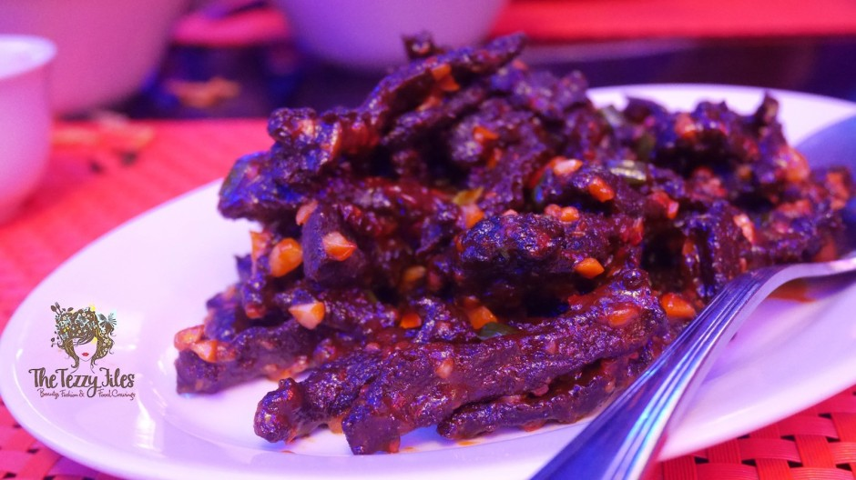 Blue Sapphire Indo Chinese restaurant JLT Dubai review by The Tezzy Files UAE Food Blogger (5)