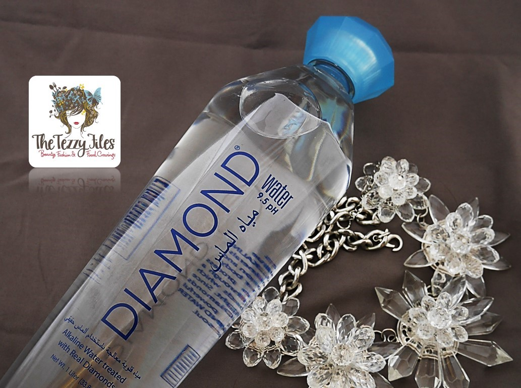 Diamond Water Alkaline pH 9.5 water health benefits review by The Tezzy Files Dubai Food and Lifestyle Blogger