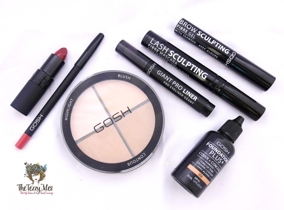 GOSH Cosmetics makeup tutorial review by The Tezzy Files Dubai Makeup and Beauty Blog UAE blogger (1111)