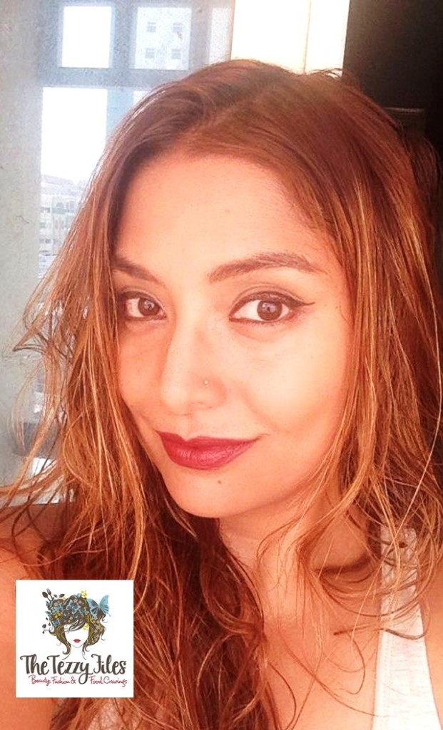 GOSH Cosmetics makeup tutorial review by The Tezzy Files Dubai Makeup and Beauty Blog UAE blogger (12)