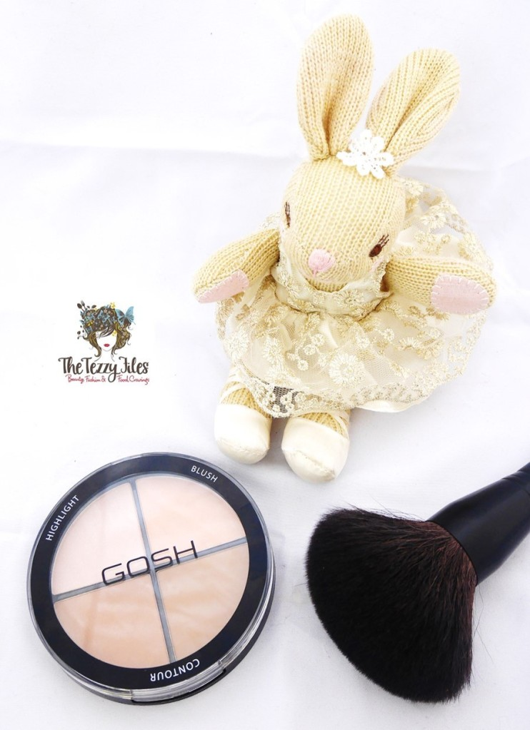 GOSH Cosmetics makeup tutorial review by The Tezzy Files Dubai Makeup and Beauty Blog UAE blogger (5)