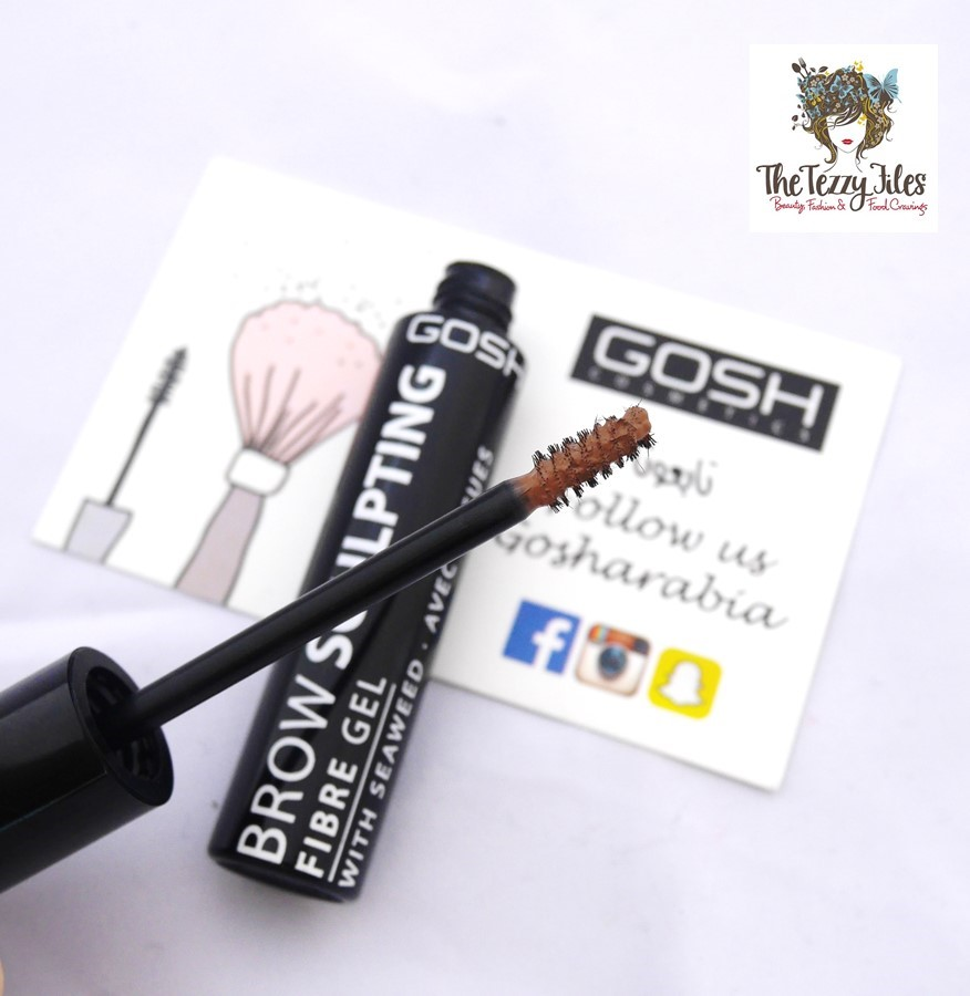 GOSH Cosmetics makeup tutorial review by The Tezzy Files Dubai Makeup and Beauty Blog UAE blogger (6)