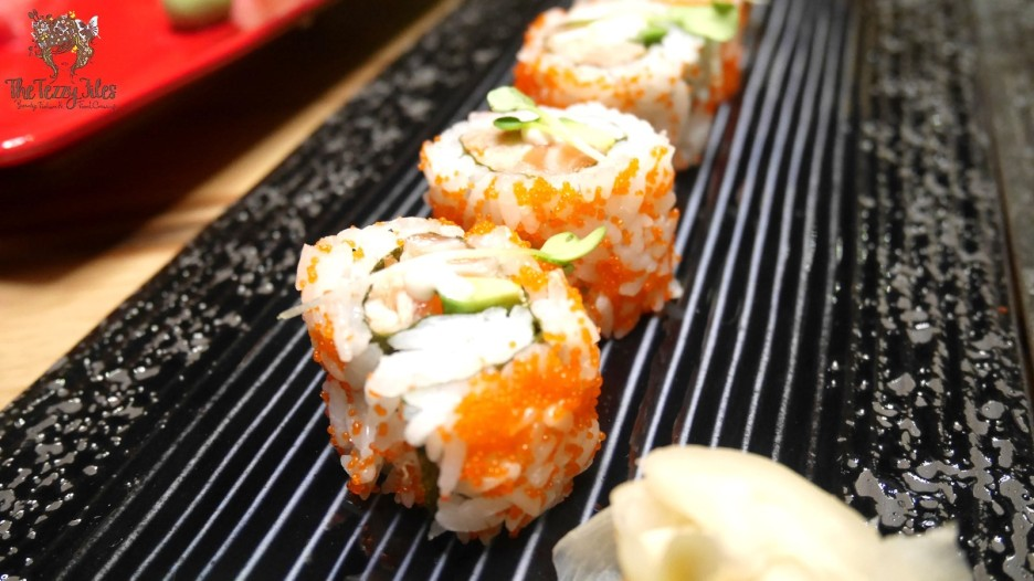 Kyo Lounge and Bar Golden Mile The Palm Dubai Japanese restaurant review by The Tezzy Files Dubai Food nd Lifestyle Blogger (14)