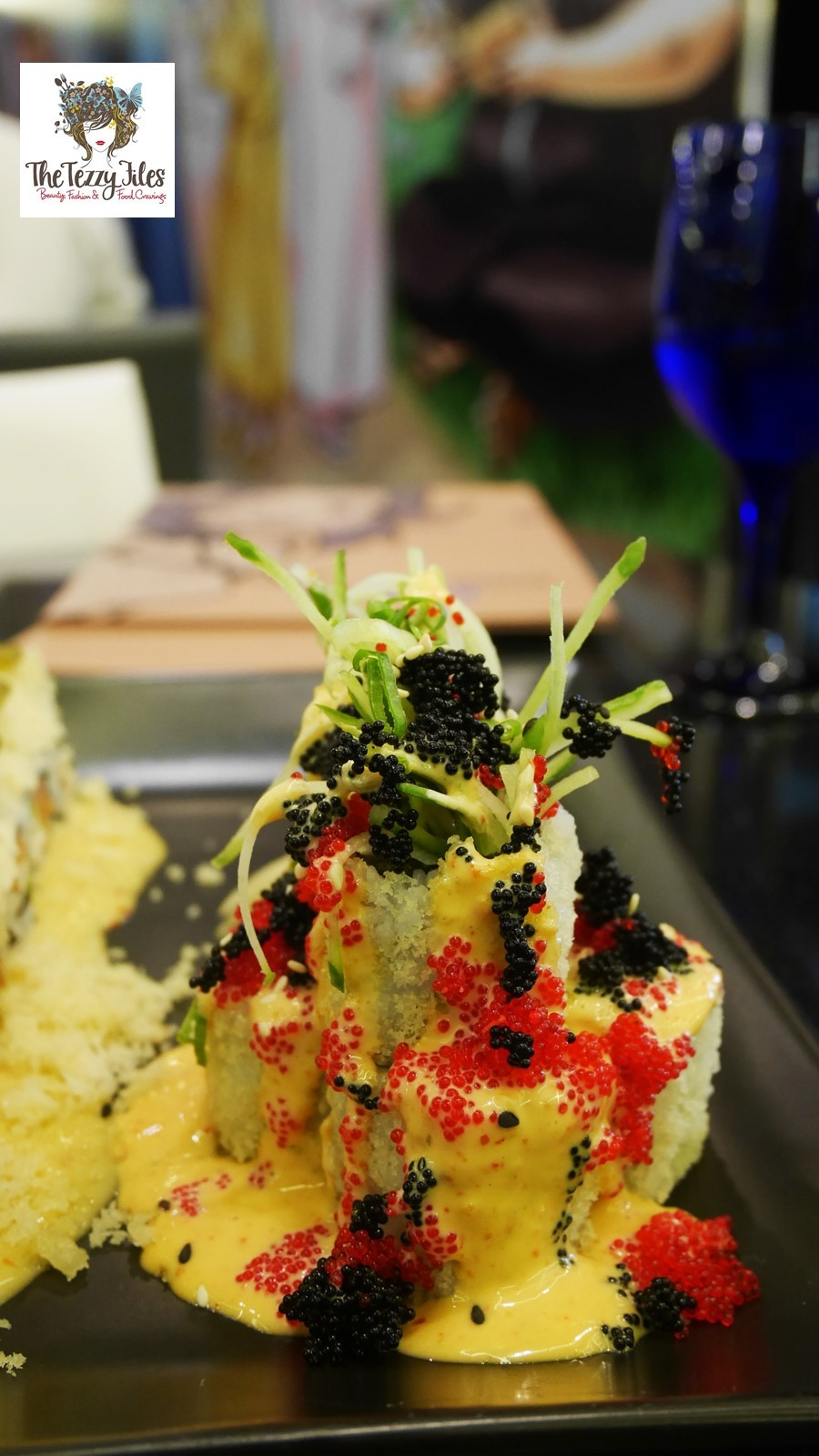 Manga Sushi The Dubai Mall review by The Tezzy Files Dubai Food Blogger (12)