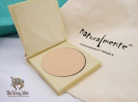 Naturalmente Organic Beauty Bronzer Face Powder Makeup (1)