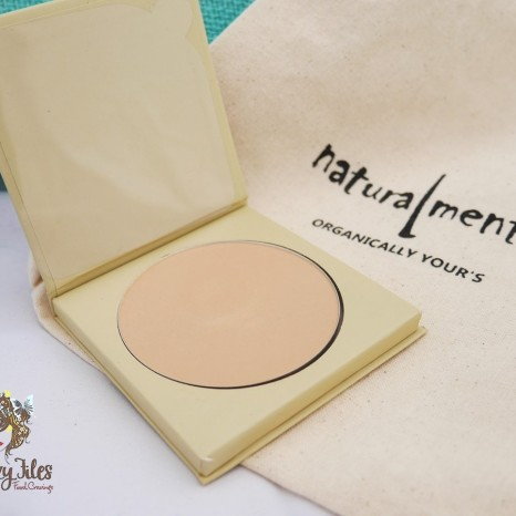 Naturalmente Organic Beauty Bronzer Face Powder Makeup (1)